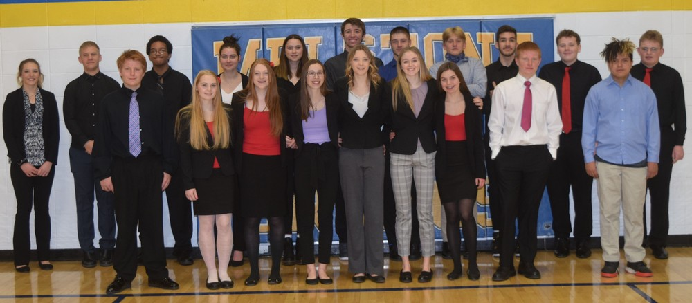 BPA Regionals Results!